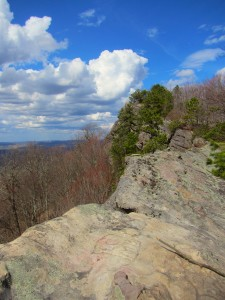 Pine Mountain is 125-mile Appalachian ridgeline that spans across Kentucky, Virginia and Tennessee.